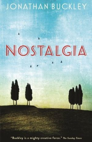 Nostalgia book cover