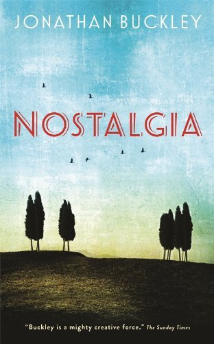 Nostalgia book cover