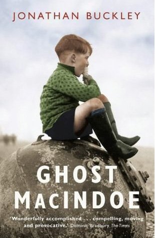 Ghost MacIndoe book cover